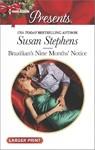 Brazilian's Nine Months' Notice - Susan Stephens (Paperback)