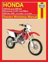 Honda Crf250 and Crf450 Motocross & Off-road Bikes 2002 Thru 2006 - Haynes Publishing Group (Paperback)