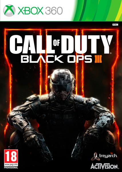 Call Of Duty Black Ops Iii Xbox 360 Video Games Online Raru