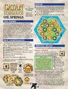 Catan Scenarios - Oil Springs Expansion (Board Game)