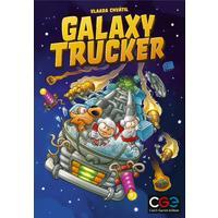 Galaxy Trucker (Board Game)