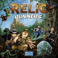Relic Runners (Board Game)