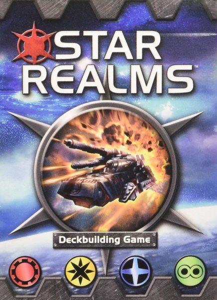 Star Realms Deck Building Game (Card Game)