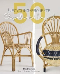 50 Upcycling-projekte: Ougoed word hougoed - Misi Overturf (Paperback) - Cover