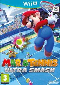 Mario Tennis: Ultra Smash (Wii U) - Cover