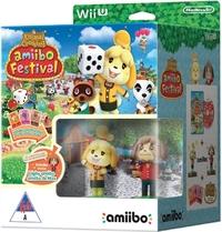 Animal Crossing: amiibo Festival (Wii U) - Cover