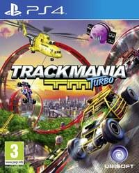 Trackmania: Turbo (PS4) - Cover