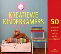 Kreatiewe kinderkamers - Sam Scarborough (Hardcover) - Cover