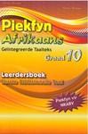 Piekfyn Afrikaans Graad 10 Leerdersboek Eerste Addisionele Taal - Riens Vosloo (Paperback)