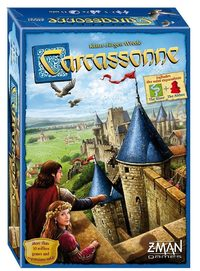 Carcassonne: New Edition (Board Game) - Cover