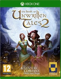 The Book of Unwritten Tales 2 (Xbox One) - Cover
