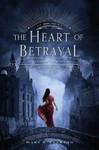 The Heart of Betrayal - Mary E. Pearson (Paperback)