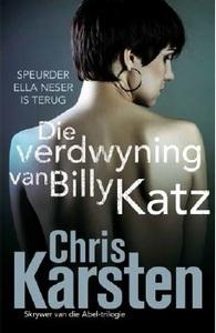 Die Verdwyning van Billy Katz - Chris Karsten (Paperback) - Cover