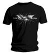 Batman - Dark Knight Rises - Silver Logo - T-Shirt  (XX-Large)