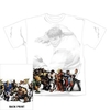 Street Fighter - Line Up - T-Shirt (XX-Large)