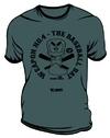 Worms - Baseball Bat - T-Shirt (XX-Large)