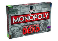 Entertainment Monopoly - Walking Dead - Cover