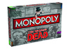 Entertainment Monopoly - Walking Dead (Board Game)