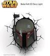 Star Wars – Boba Fett 3D Deco Light (incl remote)  Cover