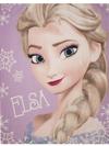 Disney Frozen Crystal Elsa Fleece Blanket