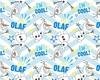 Disney Frozen Olaf Rotary Fleece Blanket