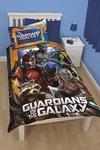 Disney Guardians of the Galaxy Misfits - Panel Duvet Set (Single) Cover