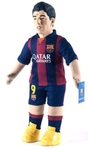BubuzZ - Luis Suarez - FC Barcelona Football Figure Doll Sports Doll /Toys