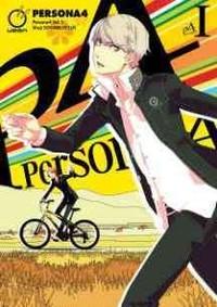 Persona 4 Vol. 01 - Shuji Sogabe (Paperback) - Cover