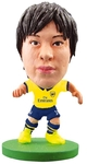 Soccerstarz Figure - Arsenal Ryo Miyaichi - - Away Kit (2014 version)