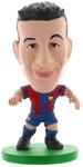Soccerstarz Figure - Barca Toon Busquets Home Kit