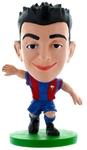 Soccerstarz Figure - Barca Toon Xavi Home Kit (Eng/Asian)