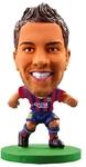 Soccerstarz Figure - Barcelona Jordi Alba - Home Kit (Eng/Asian) (2015 version)
