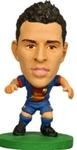 Soccerstarz Figure - Barcelona Thiago Alcántara - Home Kit (2013 Kit)