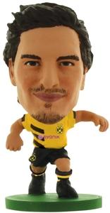 Soccerstarz Figure - Borussia Dortmund Mats Hummels - Home Kit (2015 version) - Cover