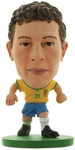 Soccerstarz Figure - Brazil Bernard - Home Kit