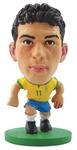 Soccerstarz Figure - Brazil Oscar - Home Kit