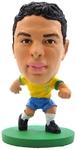 Soccerstarz Figure - Brazil Thiago Silva - Home Kit