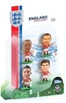 Soccerstarz Figure - England 4 player blister pack A