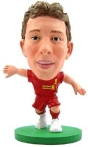 Soccerstarz Figure - Liverpool Lucas Leiva - Home Kit (2014 version) - Cover