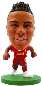 Soccerstarz Figure - Liverpool Raheem Sterling - Home kit (2015 version) - Cover