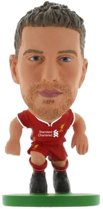 Soccerstarz Figure - Liverpool Rickie Lambert - Home Kit (2015 version) - Cover