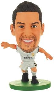 Soccerstarz Figure - Real Madrid Isco  - Home Kit (2015 version) - Cover