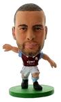 Soccerstarz Figure - West Ham Joe Cole Home Kit (2014 version) (Legend)
