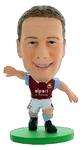 Soccerstarz Figure - West Ham Kevin Nolan Home Kit (2015 version)