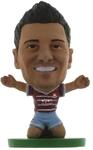 Soccerstarz Figure - West Ham Mauro Zarate - Home Kit (2015 version)