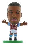 Soccerstarz Figure - West Ham Ricardo Vaz Te Home Kit (2015 version)
