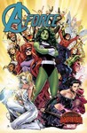 A-force Vol. 0 - Marvel Comics Group (Paperback)