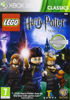 LEGO Harry Potter: Years 1-4 (Xbox 360 Classics) Cover