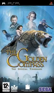 Golden Compass (PSP) - Cover