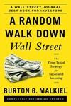 A Random Walk Down Wall Street - Burton G. Malkiel (Paperback)